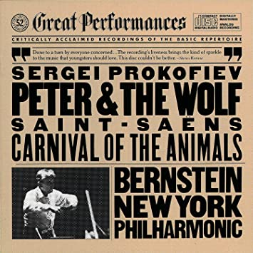 Prokofiev: Peter And The Wolf / Saint-Saëns: Carnival Of The Animals