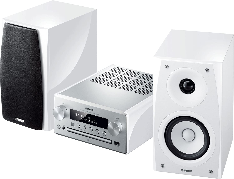 Yamaha PianoCraft - Minicadena (conexión a red, AirPlay, control de Apps, CD, USB): Amazon.es: Electrónica