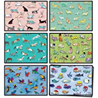 48 Blank Cards with Envelopes Bulk - Assorted Animal All Occasion Greeting Cards - Includes Blank Note Cards, Envelopes…