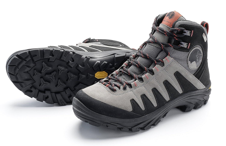 Mishmi Takin Kameng Mid Event Waterproof Hiking Boot B06XFVV4QQ EU 44 / US M 11|Grey