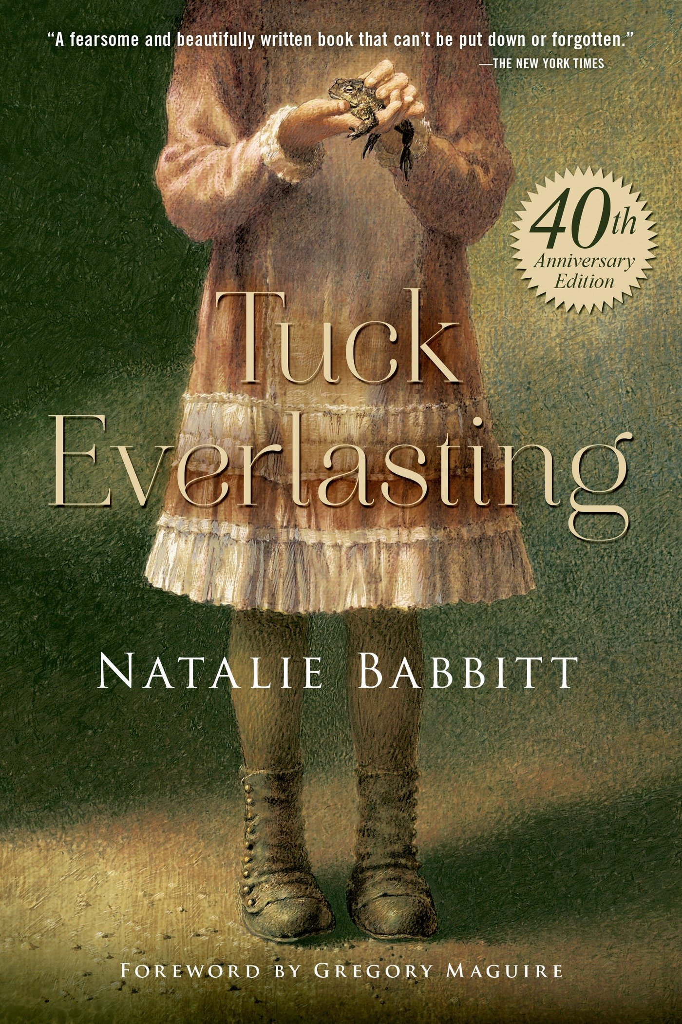 Image result for tuck everlasting book cover