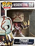 "Funko Pop! Games Resident Evil Tyrant Exclusive 6"" Super Sized Vinyl Figure"