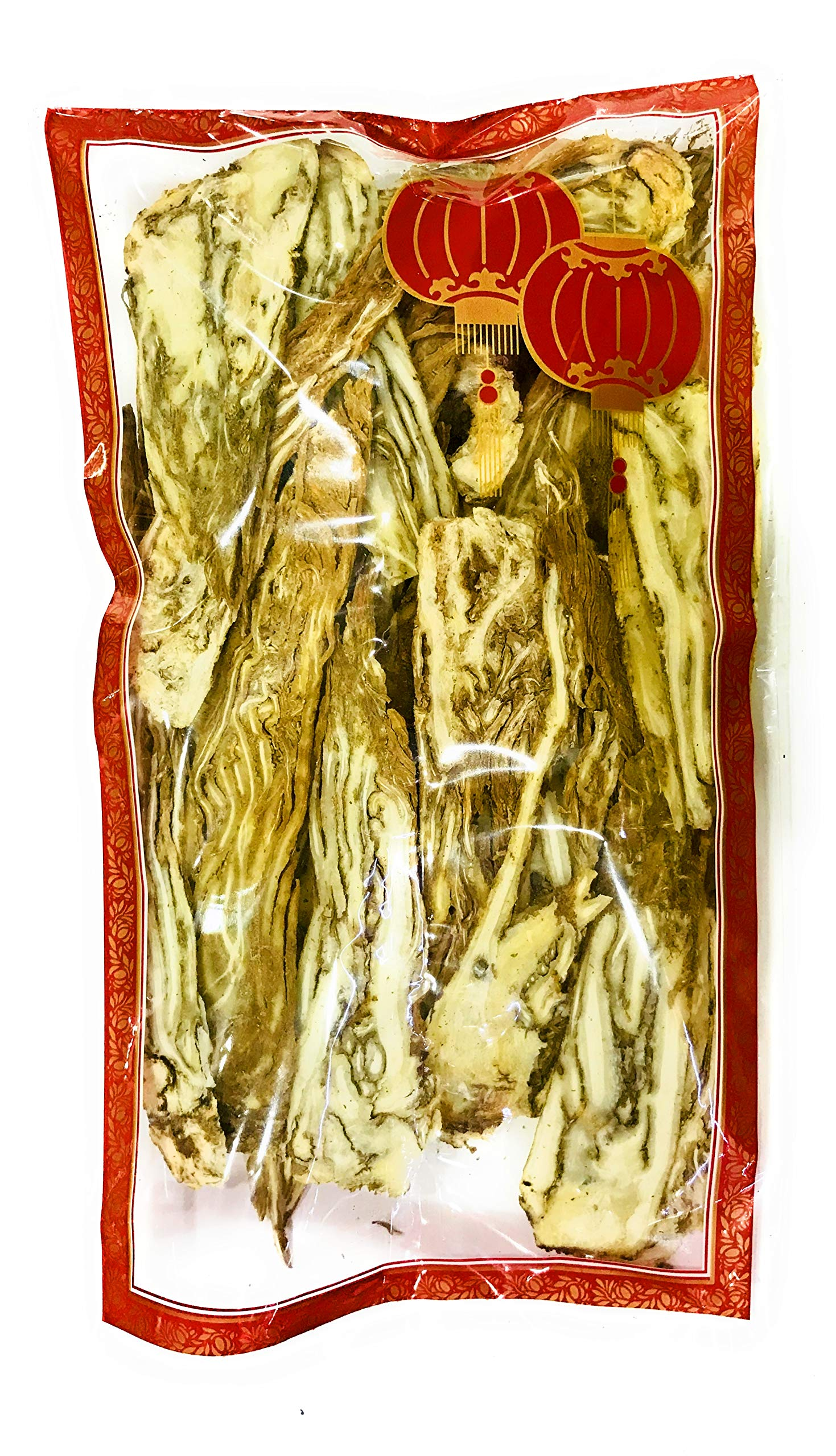 Dried Angelica Sinensis (Dong Quai) Slices 當歸片 16oz