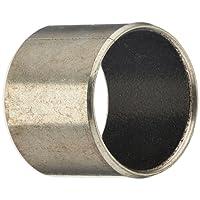 4x 15mm Länge x 18mm OD x 16mm Bohrung Silber Ton Uni Sleeve Bearing