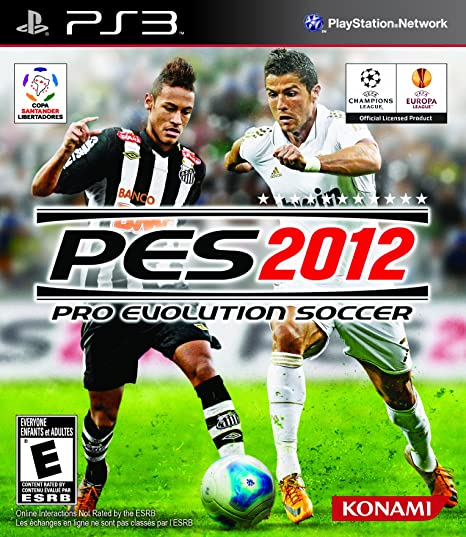 f5a3a2b915135 Buy Pro Evolution Soccer 2012 (PS3) Online at Low Prices in India ...