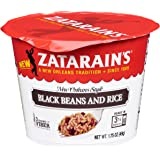 Zatarain's Black Beans Rice Cup, 1.75 oz