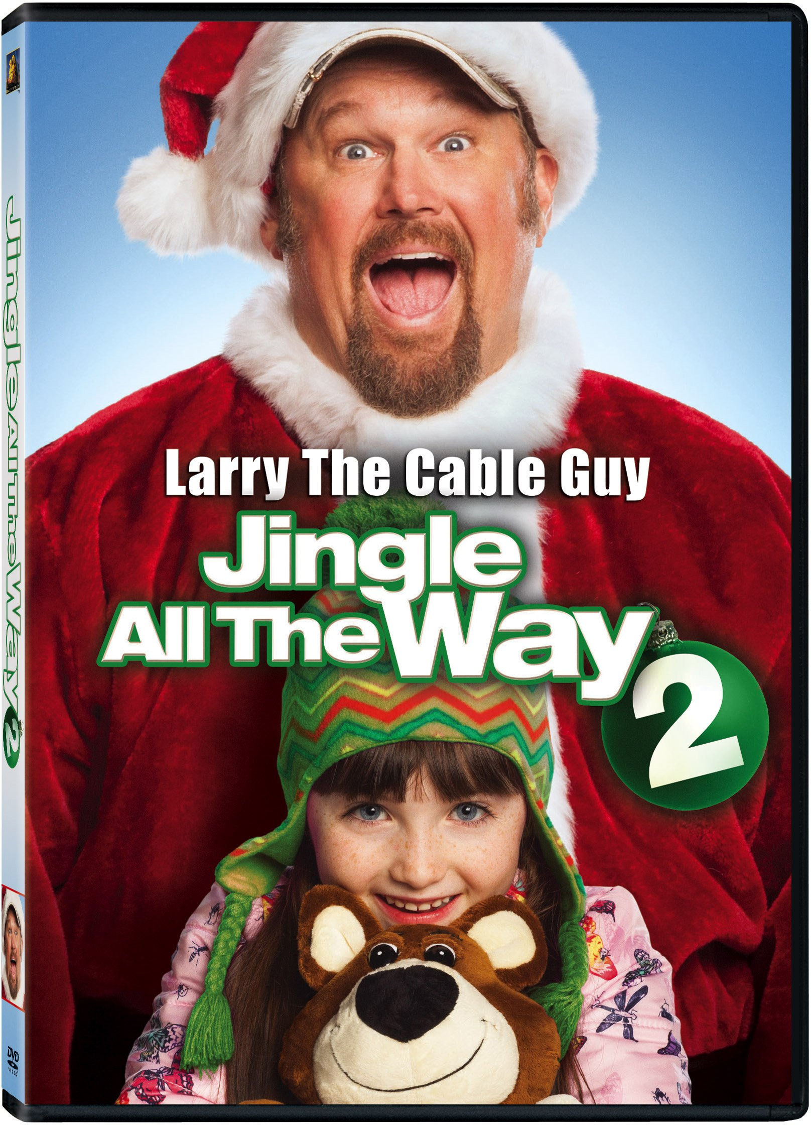 Book Cover: Jingle All the Way 2