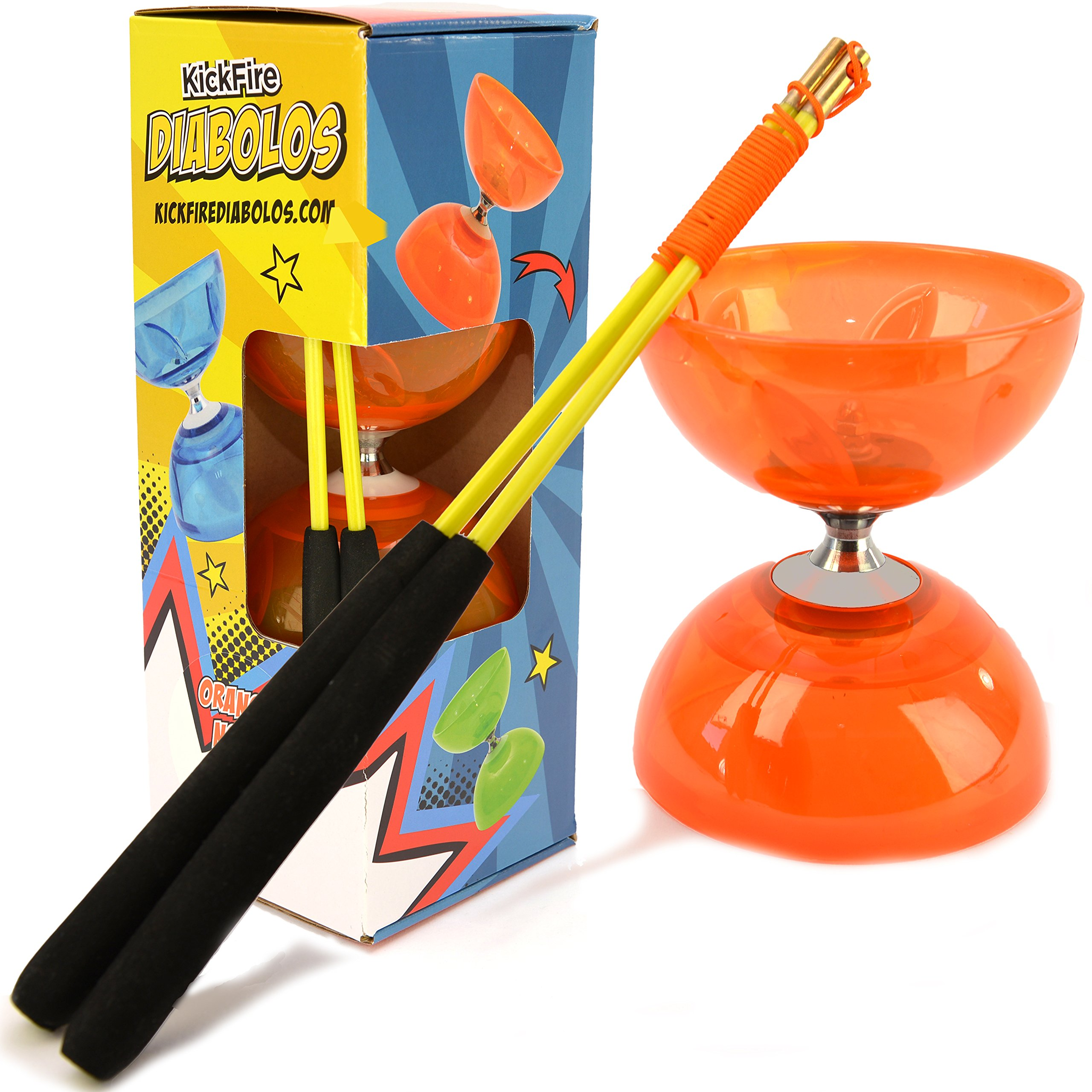 KickFire Diabolos (Orange)