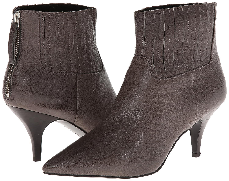Amazon.com | Nine West Womens Elliemae Boot, Dark Grey, 10 M US | Ankle & Bootie