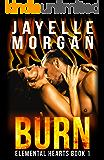 Burn (Elemental Hearts Book 1)