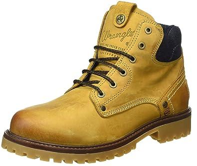 Chaussures Wrangler jaunes 6dmzUJSo