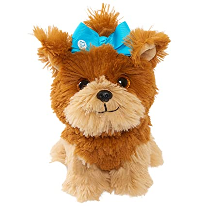 Amazon Com Nickelodeon Just Play Jo Jo Siwa Bow Bow 5 Plush Blue