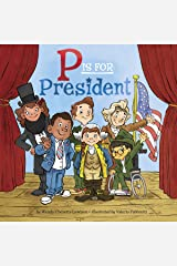 P Is for President Kindle Edition