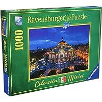 Ravensburger, Rompecabezas Palacio de Bellas Artes, 1000 Piezas