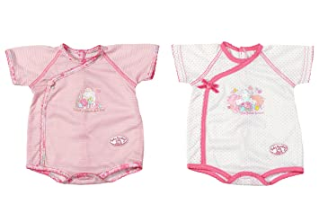 Baby Annabell 794593 Accesorio para Muñecas Ropa Interior - Rosa o Blanco (Uno suministrado al