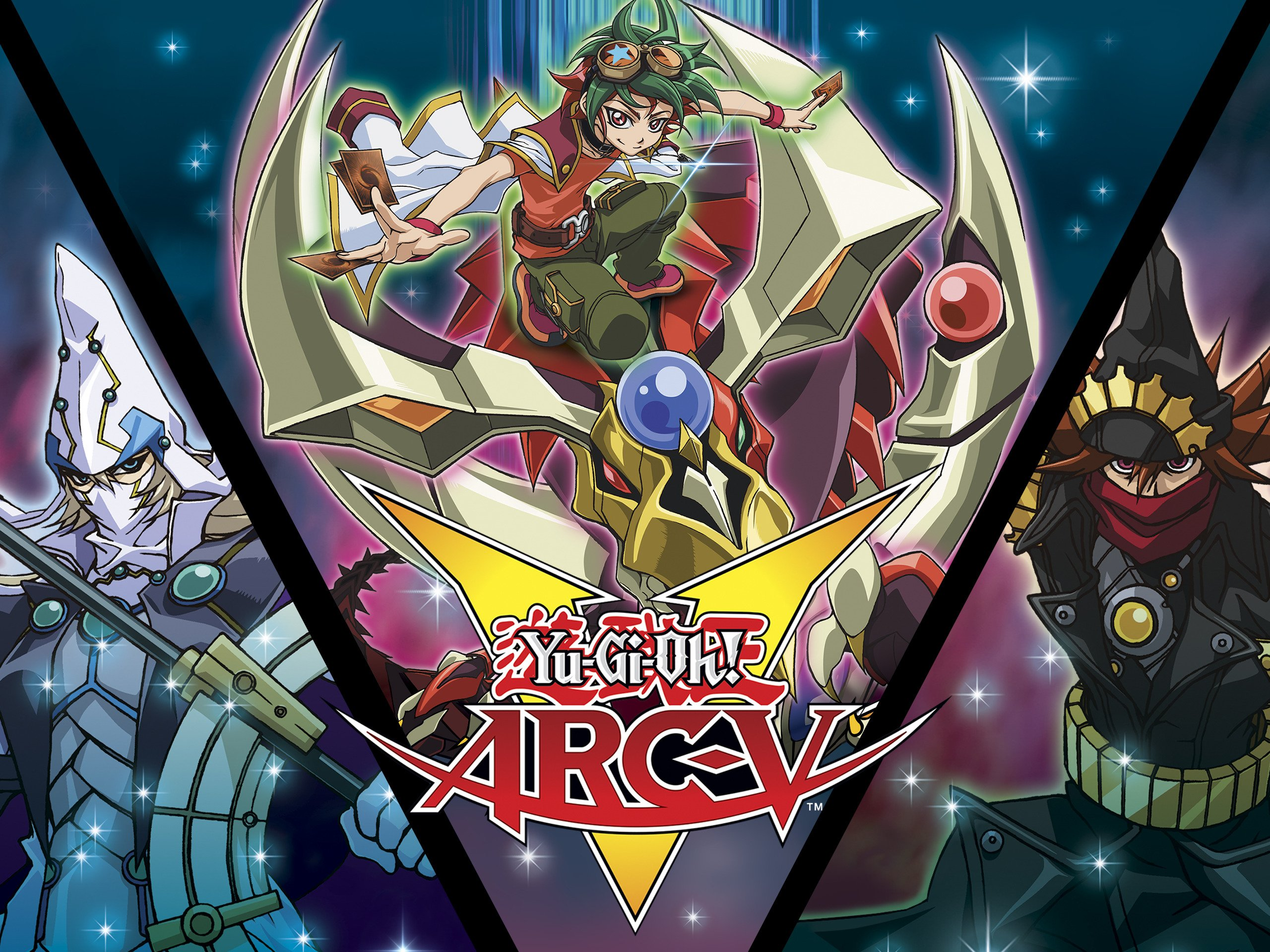 yu gi oh arc v power of chaos download pc