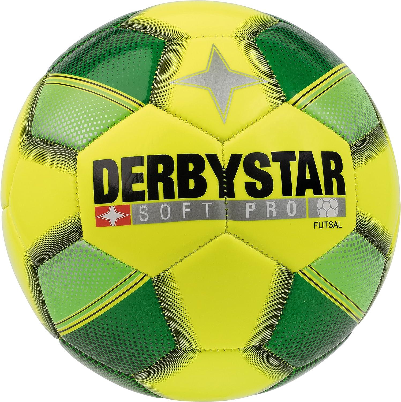 Derby Star Soft Pro Fútbol Sala, Todo el año, Color Gelb grün ...