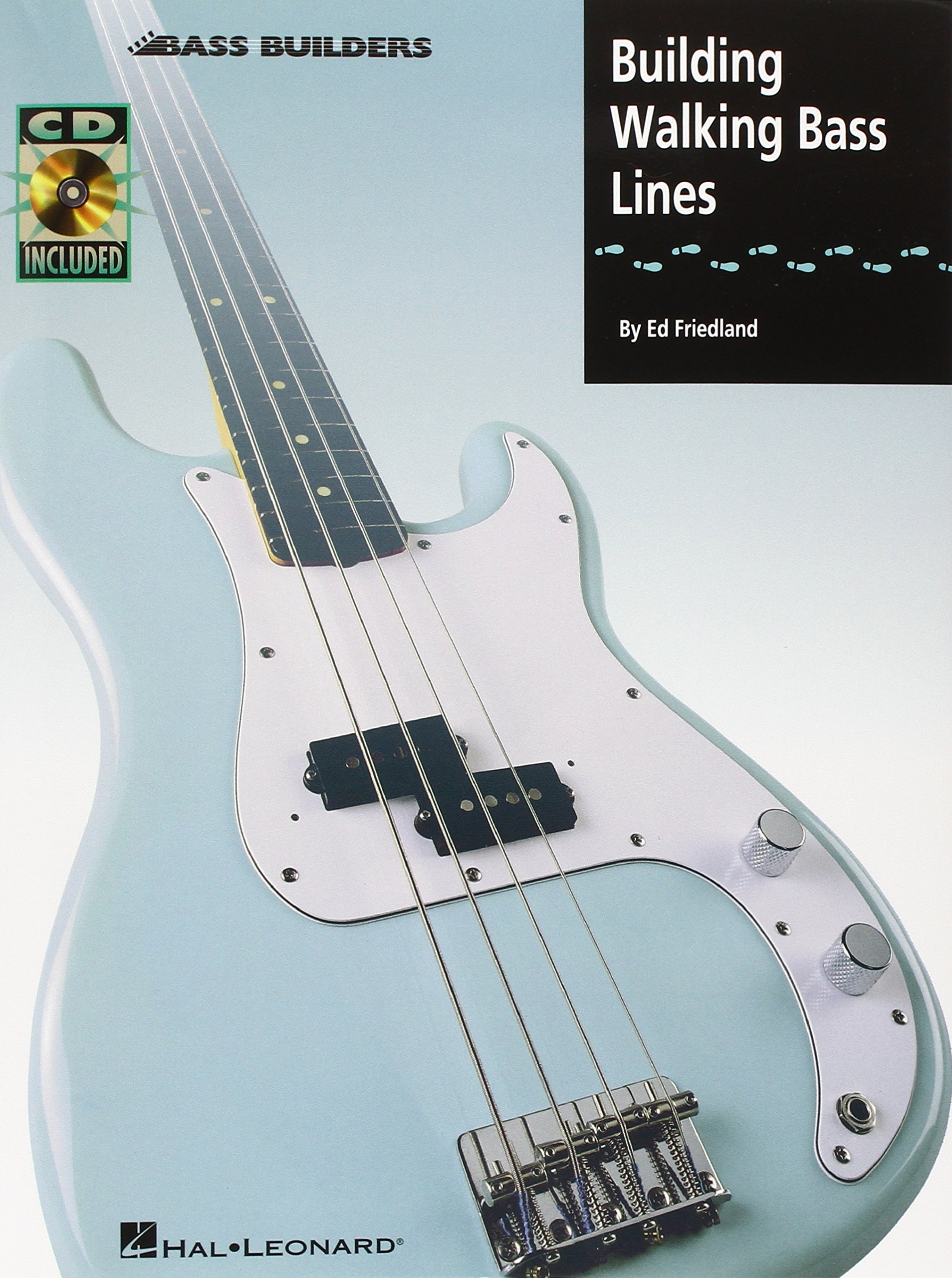 building walking bass lines bass builders ed