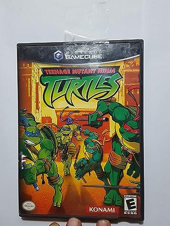 Amazon Com Teenage Mutant Ninja Turtles Video Games