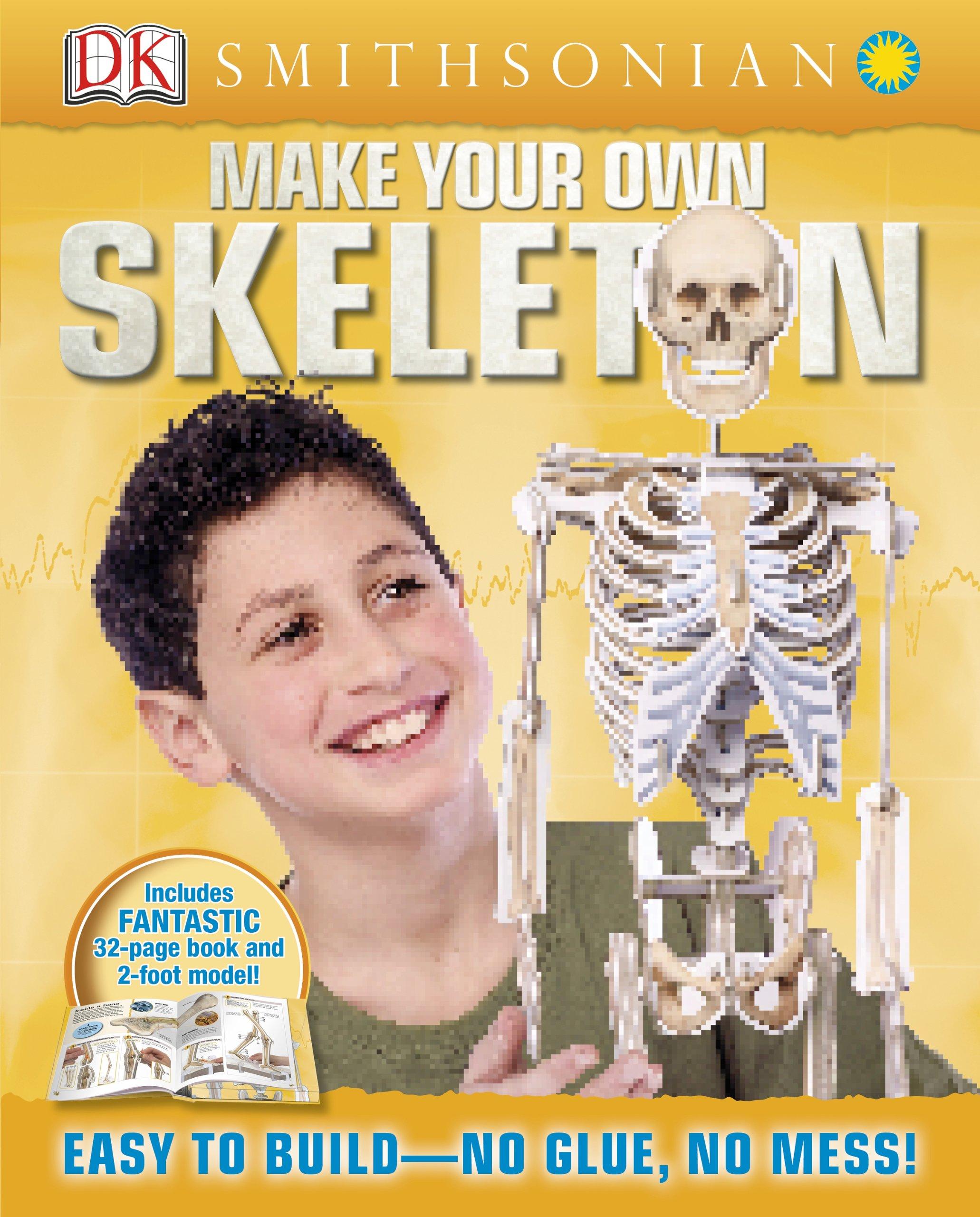 Make Your Own Skeleton (Smithsonian) ebook