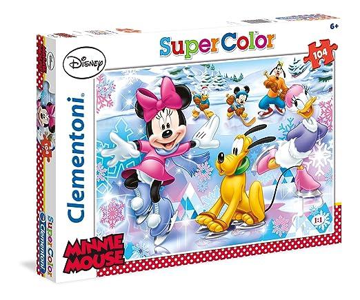 Clementoni Minnie - Sport Puzzle (104 Piece)