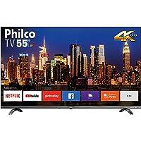 Smart TV LED 55 UHB 4K PHILCO PTV55Q20SNBL com Netflix