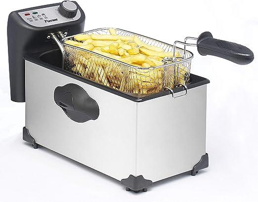 Bestron AF351 Freidora Cool Zone, Para 1 kg de alimentos, 2200 W ...