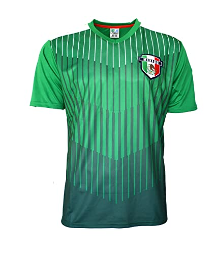 7555b8305 Pana Mexico Soccer Jersey Flag Mexican Adult Training Custom Name and Number  (S