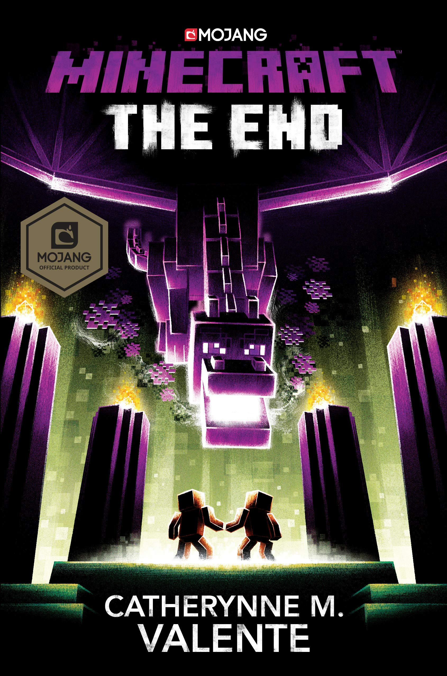 Amazonfr Minecraft The End An Official Minecraft Novel