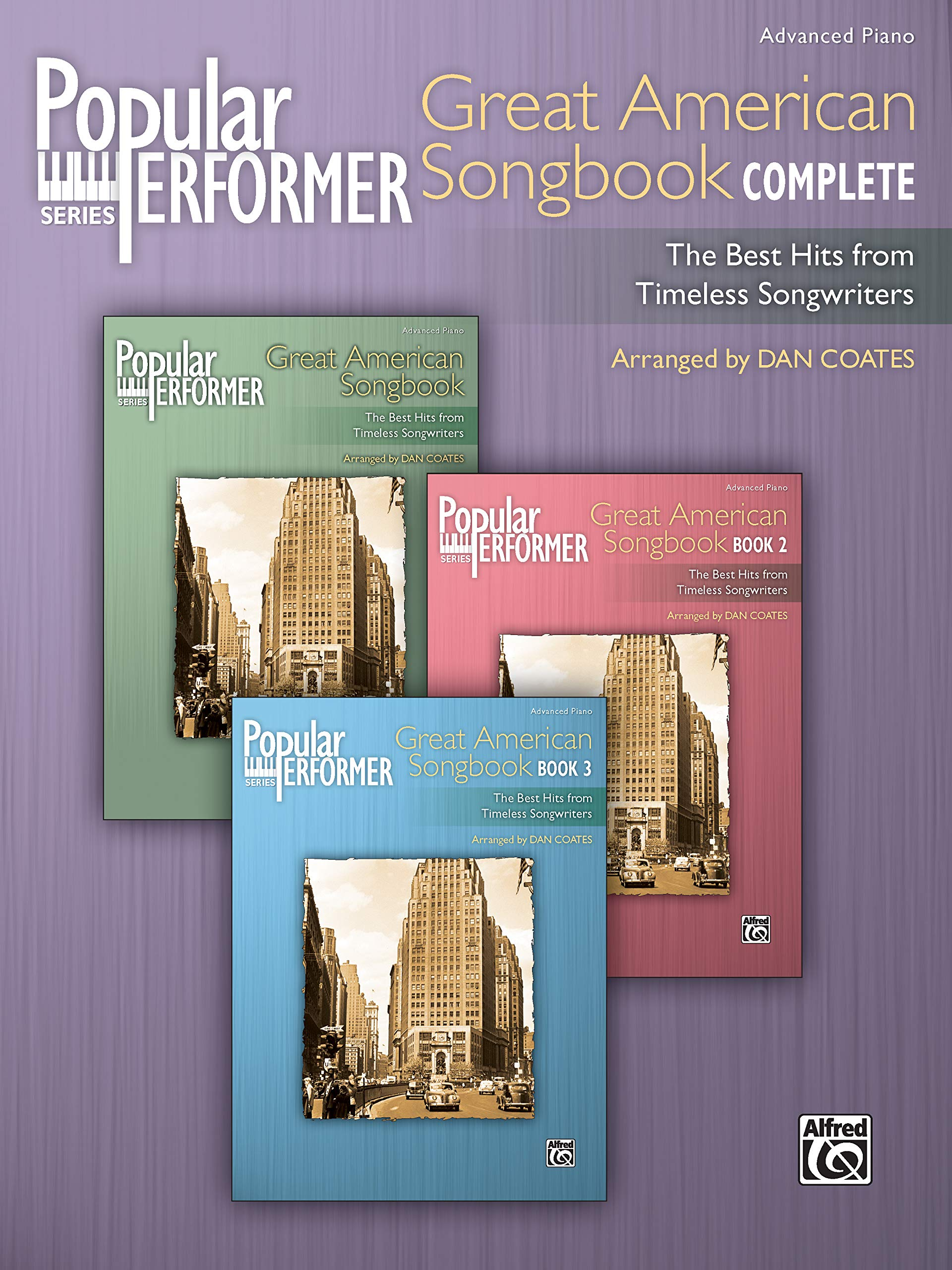 Popular Performer    Great American Songbook Complete  The Best Hits From Timeless Songwriters
