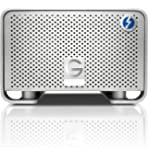 G-Technology G-RAID with Thunderbolt Professional Dual Drive Storage System 4TB (0G02289)