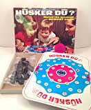Do You Remember? Husker Du? Game -- As Seen on TV 1970