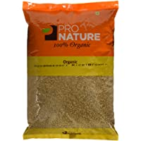 Pro Nature 100% Organic Sonamasoori Rice, Brown, 5kg