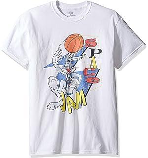 ae46760ac06f39 Warner Bros Warner Brothers Men s Retro Bugs Bunny Space Jam T-Shirt