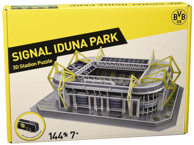 kog Borussia Dortmund Signal Iduna Park 3D Jigsaw Puzzle