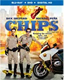 CHIPS (Bilingual) [Blu-Ray + DVD + UV Digital Copy]