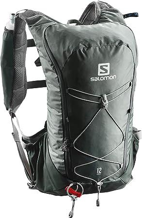 Salomon Agile 12 Set Mochila para Trail Running, Unisex Adulto, Gris (Urban Chic), Talla única: Amazon.es: Deportes y aire libre