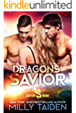 Dragons' Savior: Paranormal Fantasy Dragon Romance (Nightflame Dragons Book 2)