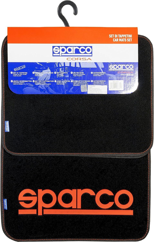 Sparco Progetto Corsa SPC1903 Rouge Tapis Spc