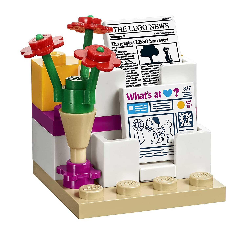 lego friends heartlake supermarket building kit 313 piece loose bricks amazon canada