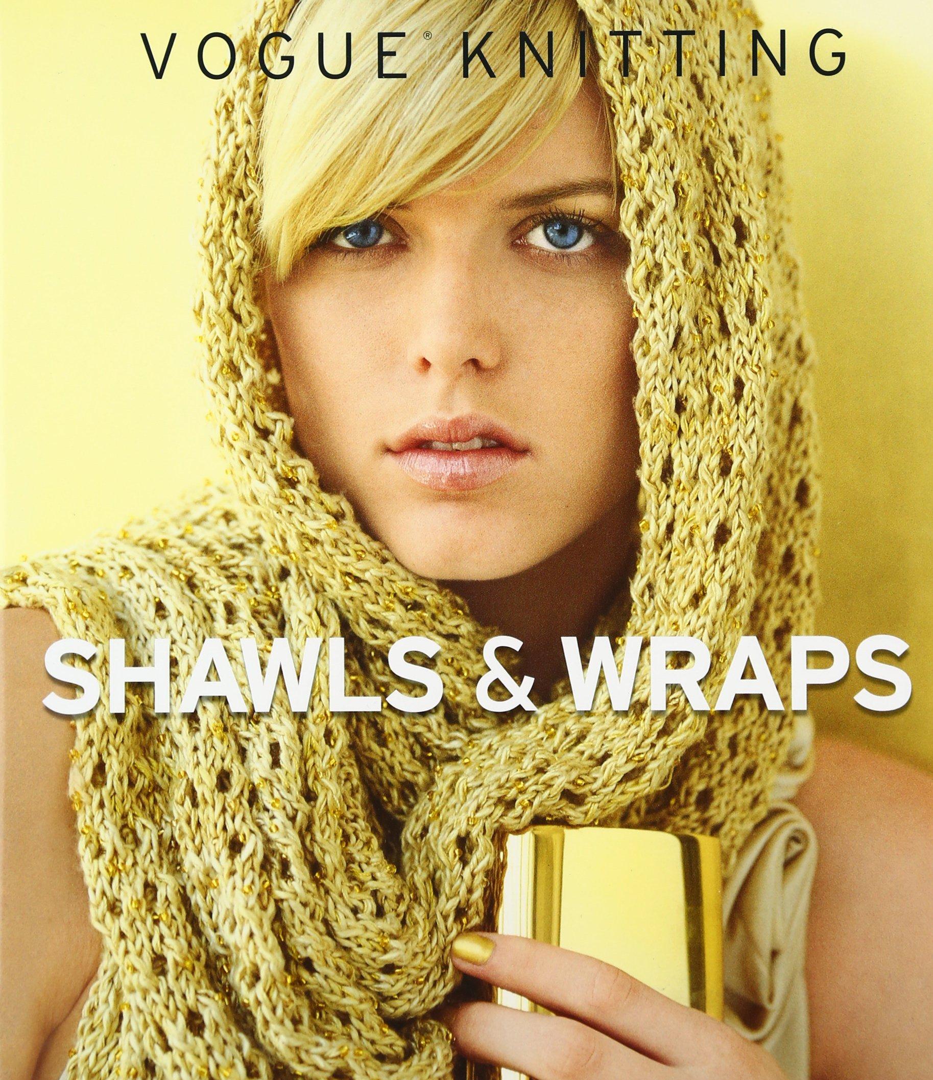 Vogue Knitting Shawls Wraps Magazine product image