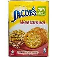 Jacobs Weetameal Wheat Cracker Tin 700g