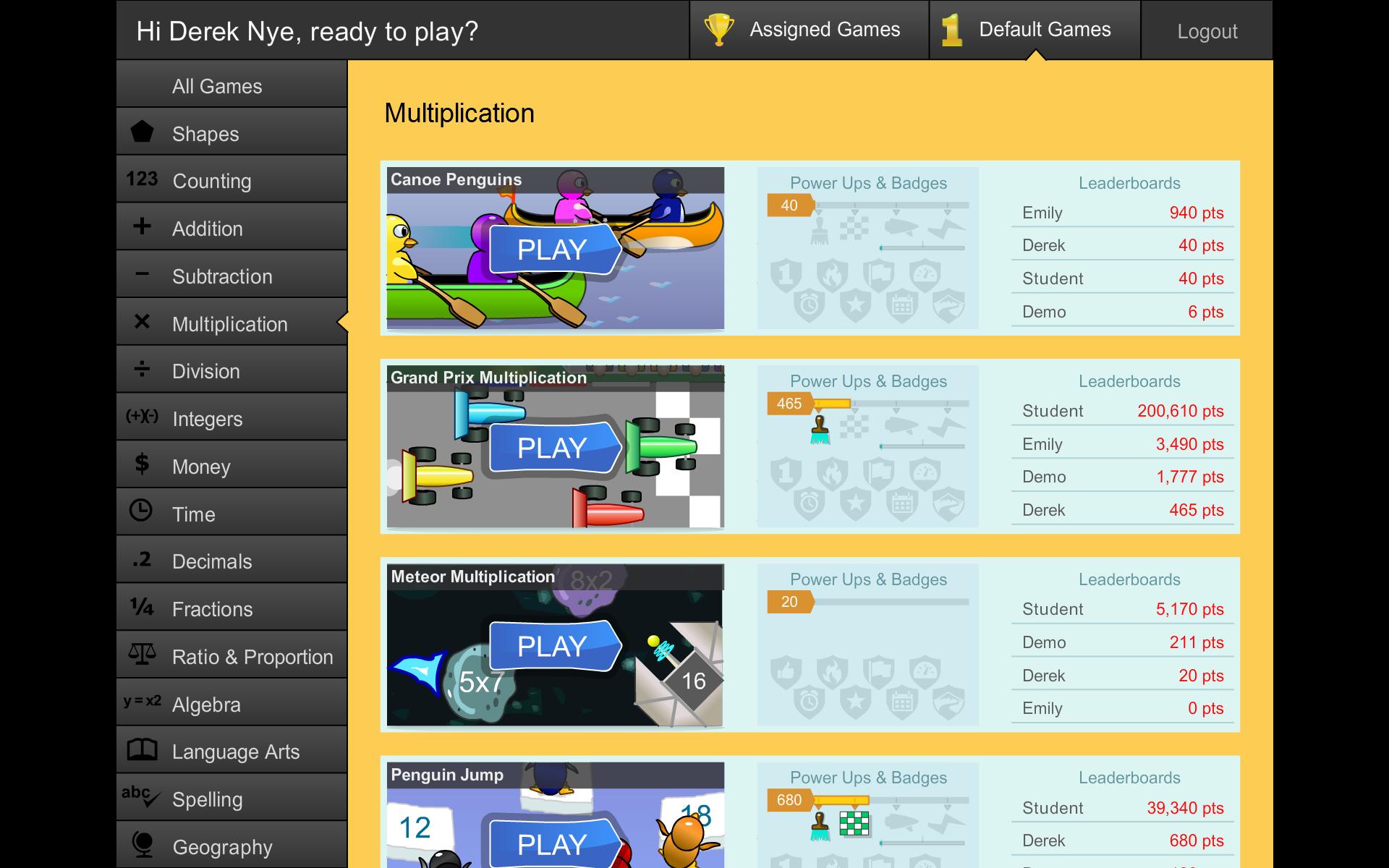 Amazon Arcademics Appstore for Android