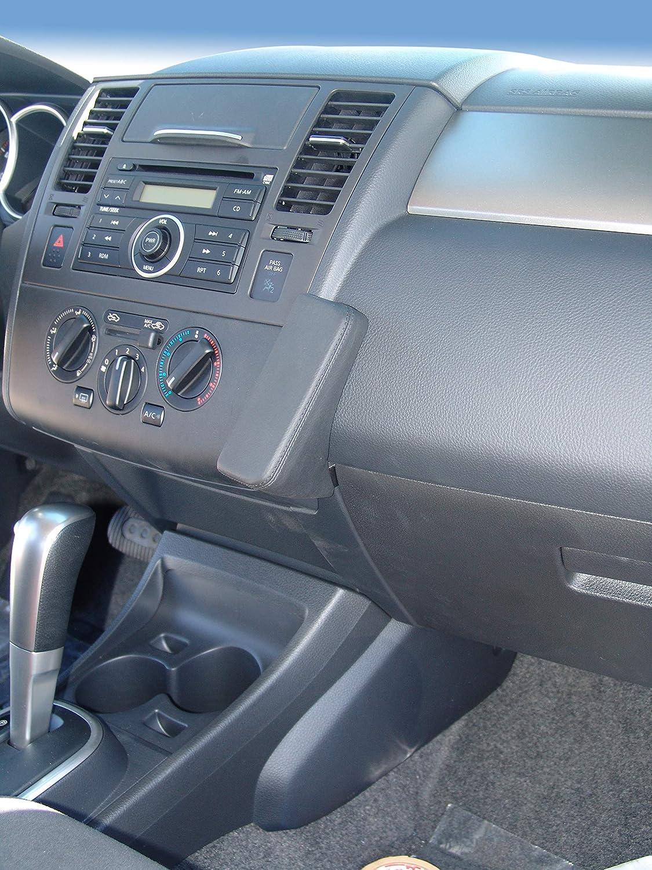 B001T21GEM KUDA 081895 Leather Mount Black Compatible with Nissan Versa (2007-2011) 91jLh2BRJqRL.SL1500_