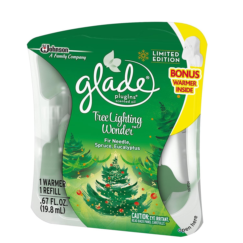 Amazon.com: Glade PlugIns Scented Oil Air Freshener Starter Kit ...