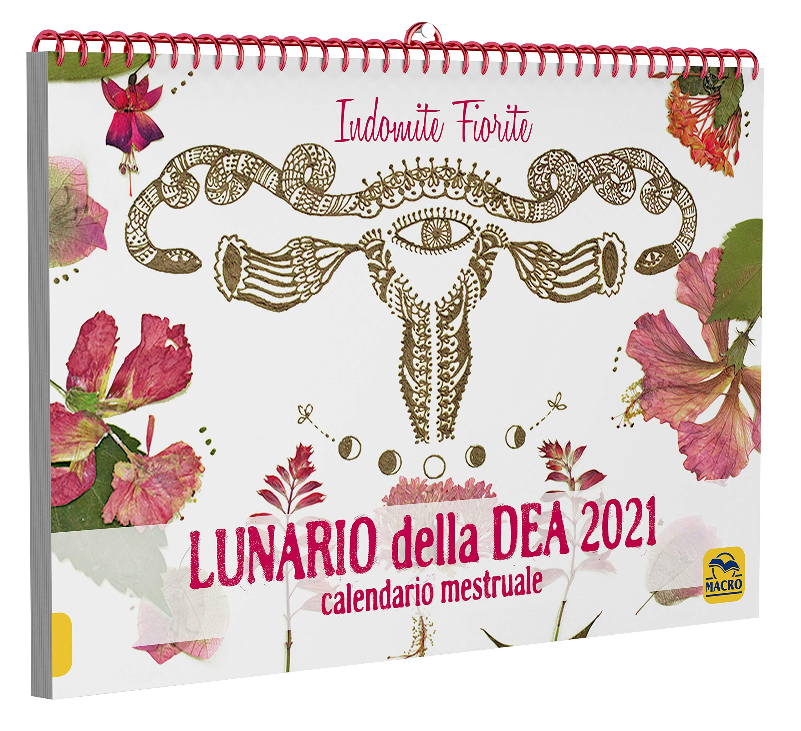 Amazon.it: Lunario della dea 2021. Calendario delle donne indomite