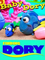 BABY DORY! Finding Dory Story With Baby Kid Dory & Parents Disney Finding Nemo Sequel + Hank