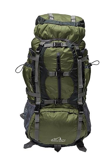 Amazon.com : American Outback Glacier Internal Frame Hiking ...