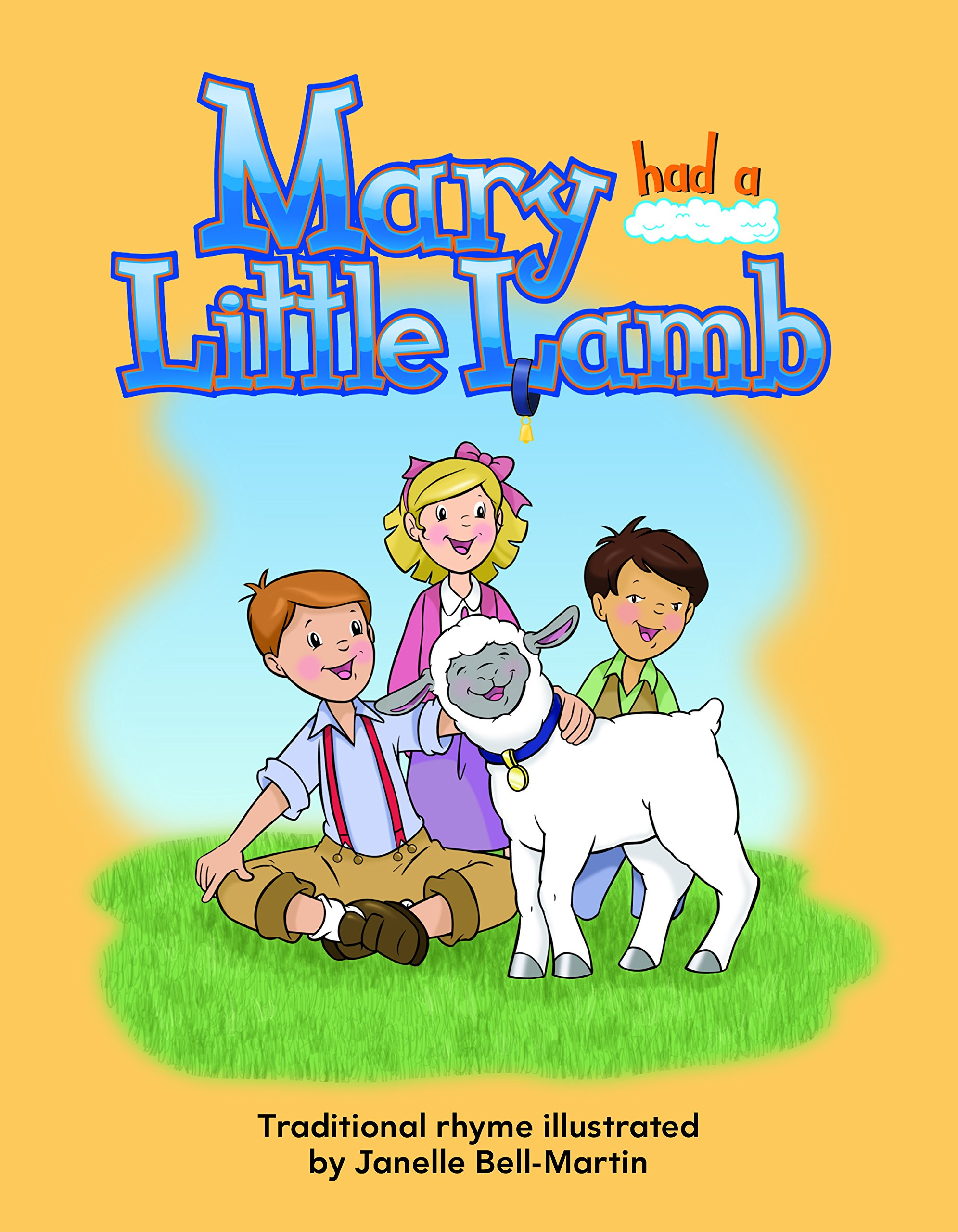 Mary Had a Little Lamb Big Book (Teacher Created Materials Big Books: Literacy, Language, & Learning)
