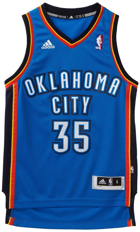 612a825cf85 Amazon.com   NBA Oklahoma City Thunder Kevin Durant Swingman Road Youth  Jersey